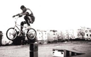 היסטוריה של אופני BMX